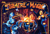 LED Replacement Display for Theatre of Magic Pinball Machine