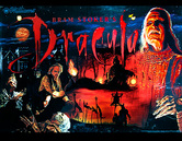 LED Replacement Display for Bram Stoker's Dracula Pinball Machine
