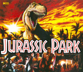 LED Replacement Display for Jurassic Park Pinball Machine