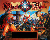 LED Replacement Display for Black Rose Pinball Machine