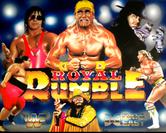 LED Replacement Display for WWF Royal Rumble Pinball Machine