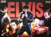 LED Replacement Display for Elvis Pinball Machine