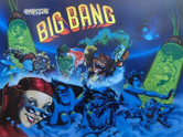 LED Replacement Display for Big Bang Bar Pinball Machine