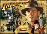 LED Replacement Display for Stern Indiana Jones Pinball Machine