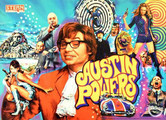 ColorDMD Replacement Display for Austin Powers Pinball Machine