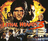 LED Replacement Display for Lethal Weapon 3  Pinball Machine