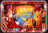 ColorDMD Replacement Display for NBA Fastbreak Pinball Machine