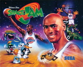 LED Replacement Display for Space Jam  Pinball Machine