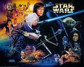 LED Replacement Display for Star Wars Trilogy Special Edition Pinball Machine