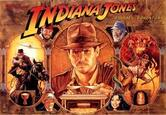 ColorDMD Replacement Display for Indiana Jones Pinball Machine