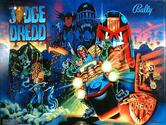 ColorDMD Replacement Display for Judge Dredd Pinball Machine