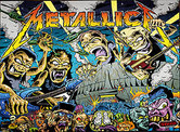 ColorDMD Replacement Display for Metallica Pinball Machine