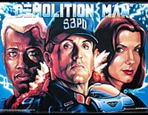 ColorDMD Replacement Display for Demolition Man Pinball Machine