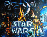 LED Replacement Display for Star Wars  Pinball Machine