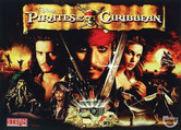 LED Replacement Display for Pirates of the Caribbean Machine
