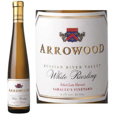 Arrowood Saralee's Vineyard Select Late Harvest White Riesling