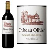 Chateau Olivier Pessac Leognan Grand Cru Rouge