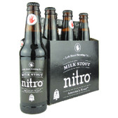Left Hand Brewing Milk Stout Nitro 12oz 6 Pack