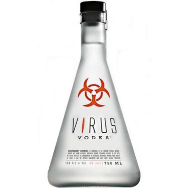 Virus Vodka 750ml