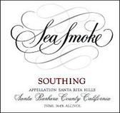 Sea Smoke Southing Sta. Rita Hills Pinot Noir exhibits fresh crushed flowers