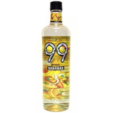 99 Bananas Schnapps Liqueur 750ml