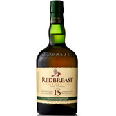 Redbreast 15 Year Old Irish Whiskey 750ml