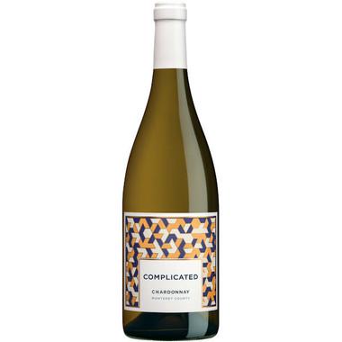 Complicated Sonoma Coast Chardonnay