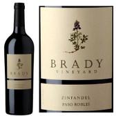 Brady Paso Robles Zinfandel