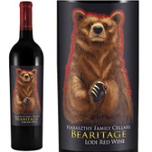 Haraszthy Bearitage Lodi Red Blend