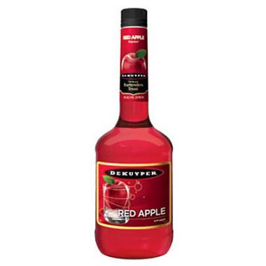 Dekuyper Red Apple Liqueur 1L