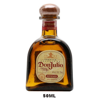 50ml Mini Don Julio Reposado Tequila