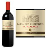 Baron des Chartrons Bordeaux Rouge 2015