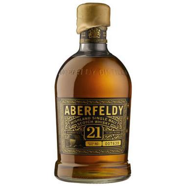 Dewar's Aberfeldy 21 Year Old Single Malt Scotch 750ml