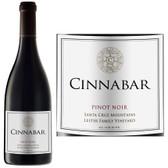 Cinnabar Santa Cruz Mountains Lester Family Vineyard Pinot Noir
