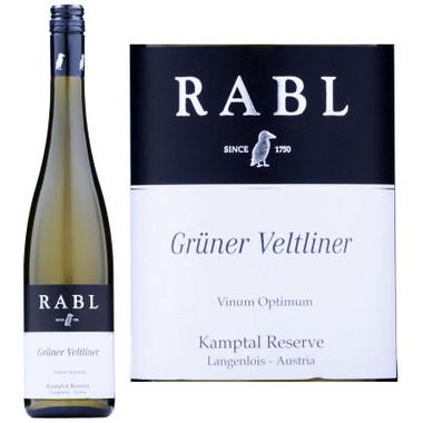 Rabl Gruner Veltliner V.O. Kamptal Reserve (Austria)