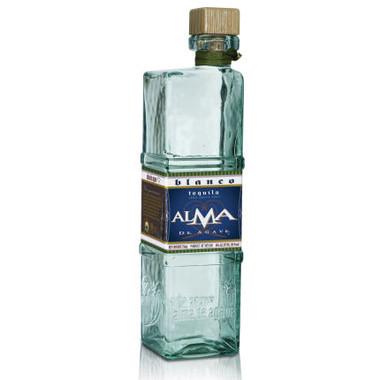 Alma De Agave Blanco Tequila 750ml