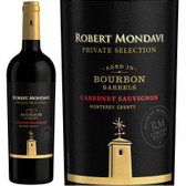 Robert Mondavi Private Selection Monterey Bourbon Barrel-Aged Cabernet 2017