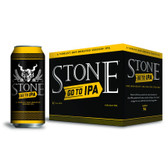 Stone Brewing Go To IPA 16oz 6 Pack Cans