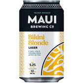 Maui Brewing Bikini Blonde Lager 6pk 12oz Cans