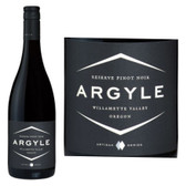 Argyle Reserve Willamette Pinot Noir 2014 Rated 93WS