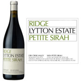 Ridge Lytton Springs Dry Creek Petite Sirah