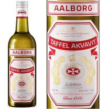 Aalborg Taffel Aquavit 750ml