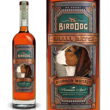 Bird Dog Small Batch Bourbon Whiskey 750ml
