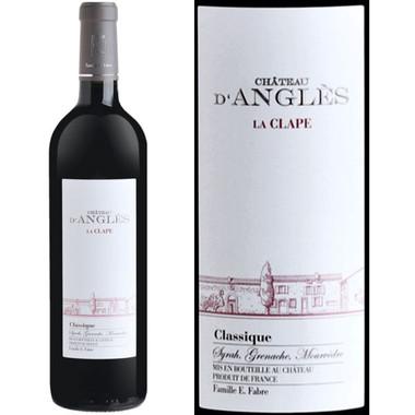 Chateau d'Angles La Clape Languedoc Grand Vin Red