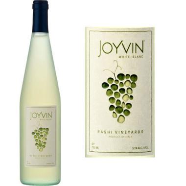 Rashi Joyvin White Kosher NV (Italy)