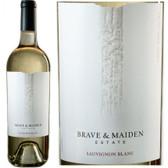Brave & Maiden Estate Santa Ynez Sauvignon Blanc