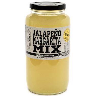 Preservation Jalapeno Margarita Mix 32oz