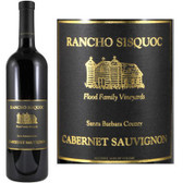 Rancho Sisquoc Santa Barbara Cabernet 2015