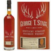 George T. Stagg Kentucky Straight Bourbon Whiskey 2018 750ml - 124.9 Proof