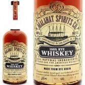 Malahat Spirits 100% Rye Whiskey 750ml